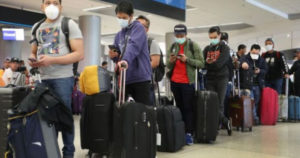 Chinese Students Pay US20,000 to Flee on Private Jets