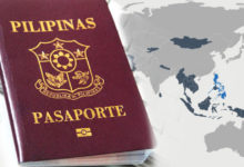 Online Appointment System For Passport Applications and Renewals for Filipinos
