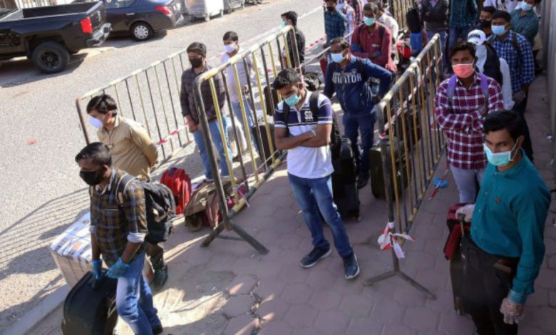 Over 800,000 Indians Risk Deportation, As Kuwait plans to Balance Demographic Structure