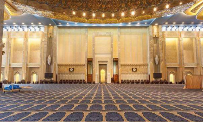 Re-opening Of Mosques In Residential Areas Only
