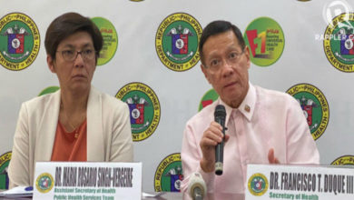 Photo of Data cleanup, backlogged cases cause delay in DOH's coronavirus updates