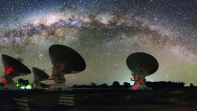 Photo of NASA Received an SOS Call From Another Galaxy