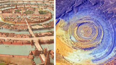Photo of The Lost Ancient City of Atlantis Found – It was Hidden in Plain Sight (2 videos)