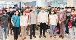 Philippine Embassy Vows To Help OFWs Displaced By Virus Go Home