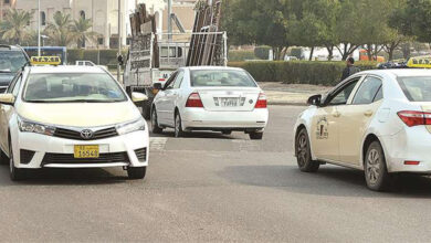 Retired Citizens and Bedoun Residents as Drivers of Roaming Taxis and Call Taxis