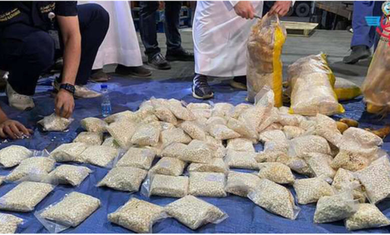 'Organized Drug Smuggling Rife In Gulf And Arab States'