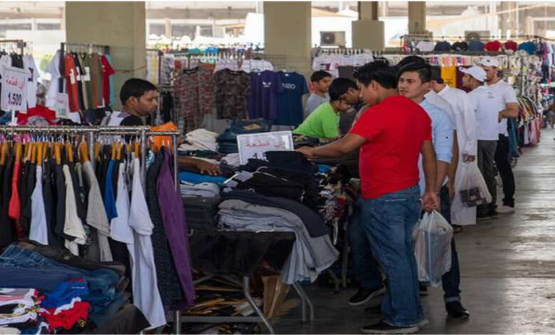 'Stalls For Used Clothes Removed' – Crackdown On Illegal Charity Work