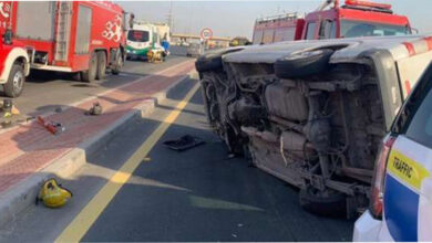 5 Hurt In Truck Accident