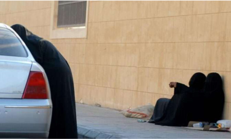 Beggars Are A Common Sight During Ramadan