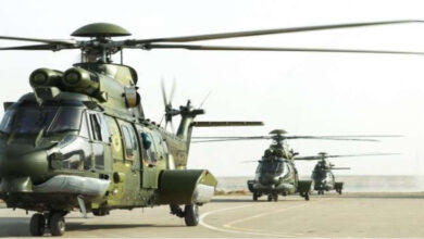 KNG Receives Caracal Utility Copters