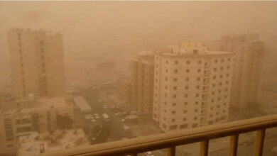 Kuwait's Air Polluted To Unhealthy Levels