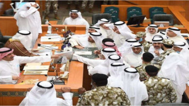 MPs Sit In Ministers' Seats In Parliament As Form Of Protest