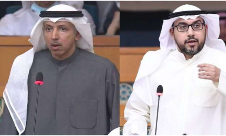 MPs Stand For Expat Unpaid Salaries