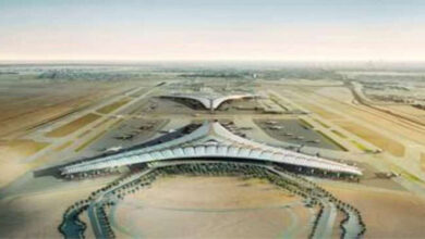 New Airport Terminal Completion Delayed By 11 Percent