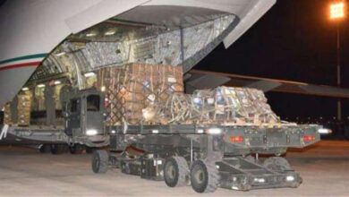40 Ton Of Medical Supplies En Route To India From Kuwait