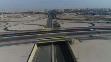 6.5 Ring Road Partial Intersection With Al-Ghazali Road Opens Today