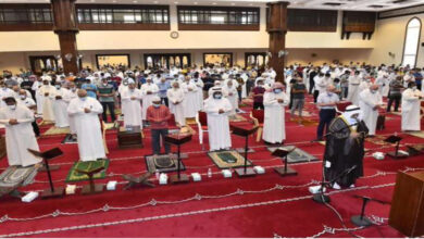 Cut 'Qiyam' Prayer Duration – 'Men Only In Mosques'