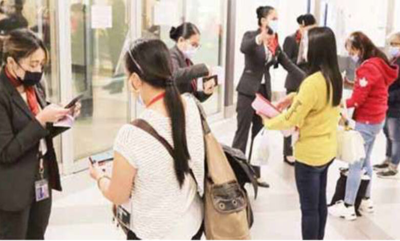 Filipino Workers Arrival Delayed – Some Obstacles Remain