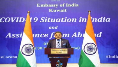 India Expresses Gratitude To Kuwait For Supplying Medical Assistance