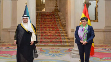 Kuwait, Spain Foreign Ministers Eye Closer Ties Amid Talks