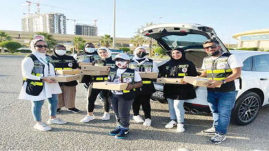 Kuwaiti Volunteers Beat All Odds To 'serve Needy & Less Fortunate'