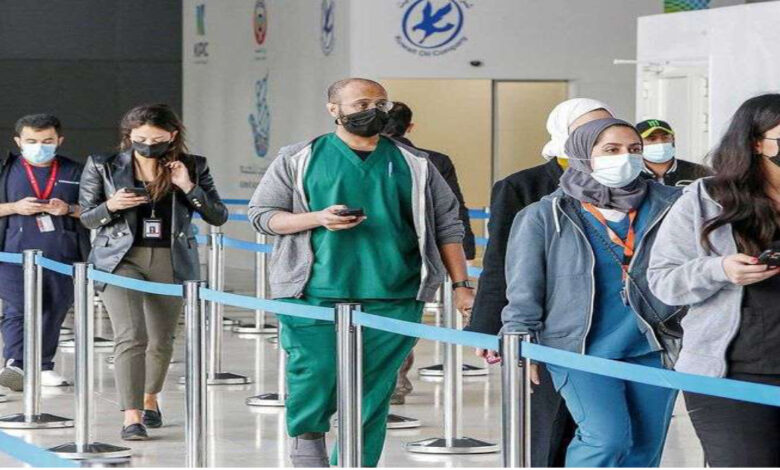 Kuwait's Cases Drop Below 1,000 For First Time Since February 28
