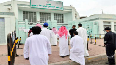 Kuwait's Fifth Constituency Voters Head To Polling Stations In By-election