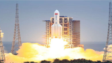 Out-Of-Control Chinese Rocket Falling Into Earth & Nobody Knows Where