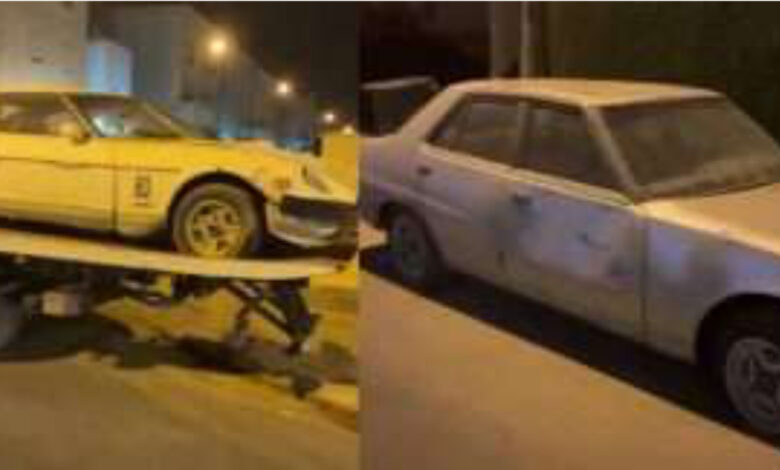 Reckless Drivers Arrested, Vehicles Confiscated
