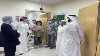 The Minister Of Health Visits The Traveler Clinic