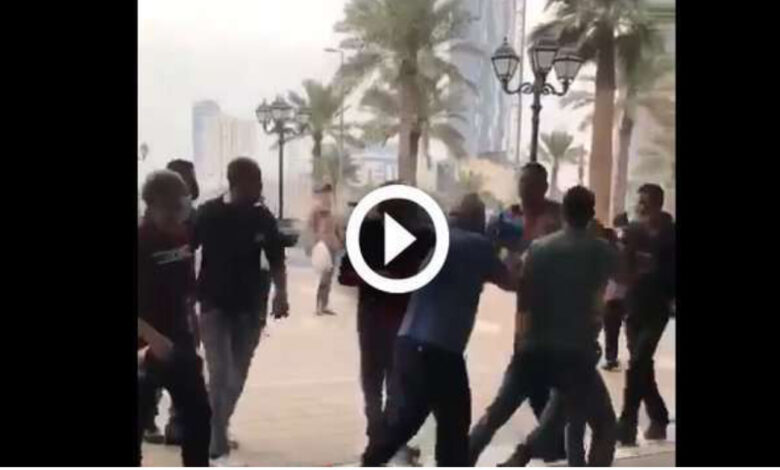 Three Egyptians Caught Fighting To Be Deported