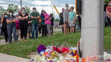4 Members Of A Family Were Deliberately Killed By A Terrorist In Canada Because They Were Muslims