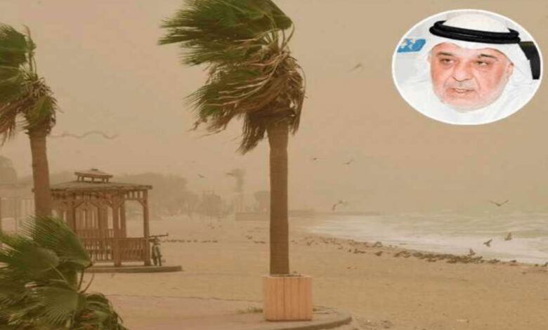 Dust Disrupts Ports, The Dust Wave To Continue Till Tuesday