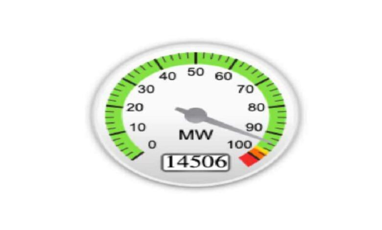 Electricity Load Index Jumps 500 Megawatts In Two Days