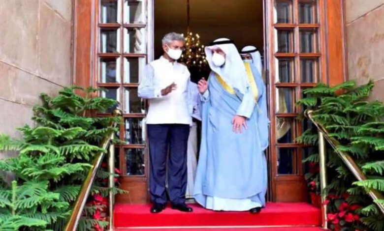 Foreign Minister Jaishankar Likely To Visit Kuwait This Week