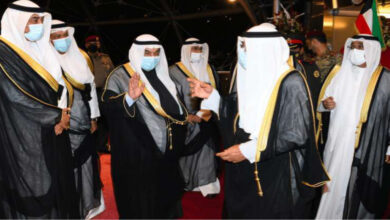 H H Crown Prince Returns Home After Official Visit To Suadi Arabia
