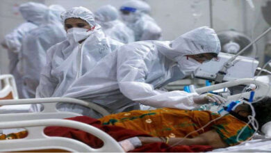India Records 6,148 Deaths From COVID-19 In Past 24 Hours