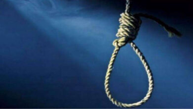 Indian National Commits Suicide