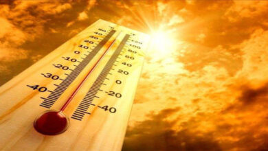 Kuwait Records The Highest Temperature In The World