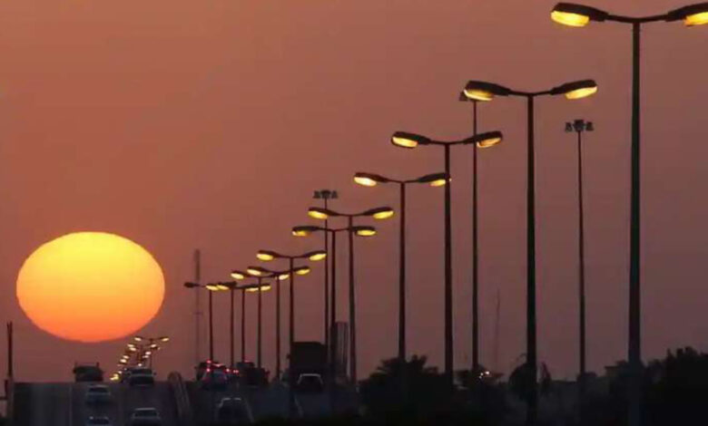 Kuwait Towns Record Highest Temperatures On Earth This Year