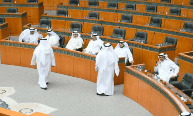 Kuwaiti Parliament Adjourns Session Due To Gov't Absence
