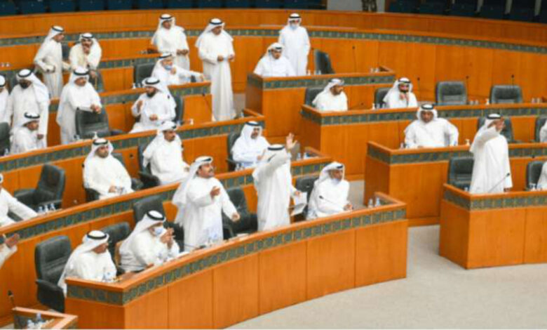 Parliament Approves Gov't Department's Budgets