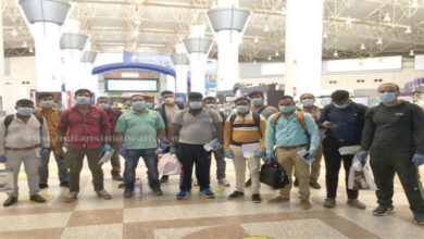 Stranded For More Than A Year! 16 Crew Members Onboard MV ULa Left Kuwait To India