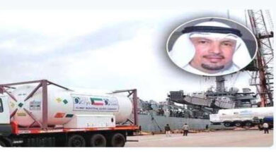 The Continuous Kuwaiti Relief Support To India Is Appreciated And Grateful