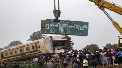 Woman Passenger Claims Fire To Get Off Train In Egypt