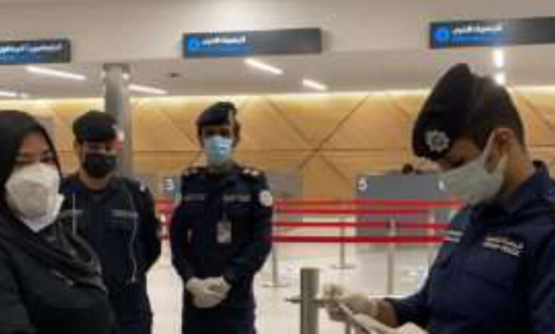 Wrong Date Stamped On Passports Of Departing Passengers Report Denied