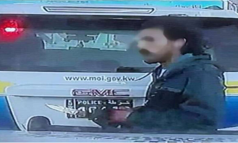 Youth Killed Traffic Police After Killing His Mother